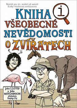 Kniha všeobecné nevědomosti o zvířatech obálka knihy