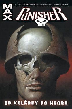 Punisher: Od kolébky do hrobu obálka knihy