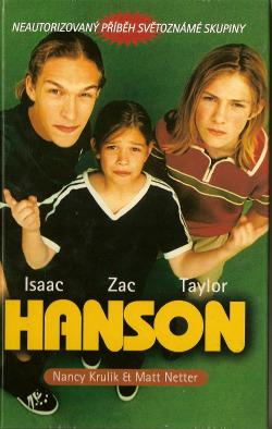 Hanson obálka knihy