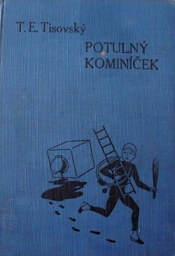 Potulný kominíček obálka knihy
