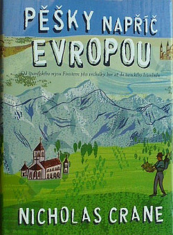 Pěšky napříč Evropou obálka knihy