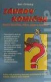 Záhady komična obálka knihy