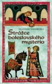 Strážce boleslavského mystéria obálka knihy