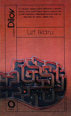 Let Ikaru obálka knihy