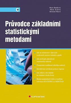Průvodce základními statistickými metodami obálka knihy