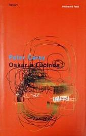 Oskar a Lucinda obálka knihy