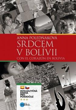 Srdcem v Bolívii obálka knihy