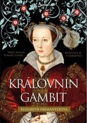 Královnin gambit obálka knihy