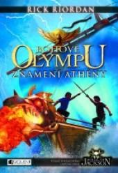 Bohové Olympu – Znamení Athény obálka knihy