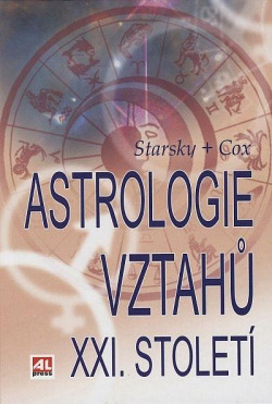 Astrologie vztahů XXI. století obálka knihy