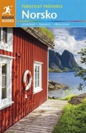 Norsko – turistický průvodce obálka knihy