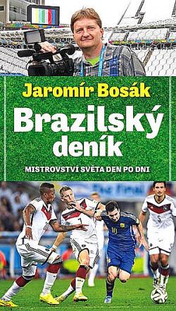 Brazilský deník obálka knihy