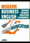 Modern Business English in Communication obálka knihy