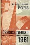 Katalog československých známek 1918-1960