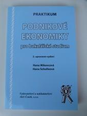 Praktikum podnikové ekonomiky pro bakalářské studium