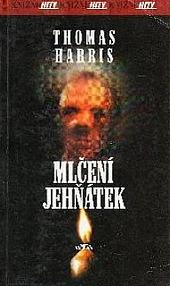 Mlčení jehňátek obálka knihy