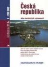 Česká republika - atlas turistických zajímavostí obálka knihy
