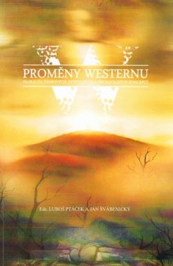 Proměny westernu obálka knihy