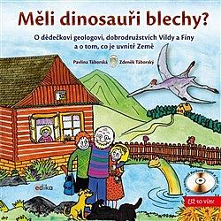 Měli dinosauři blechy? obálka knihy