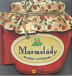 Marmelády - domácí delikatesy obálka knihy