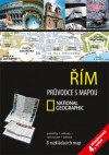 Řím - průvodce s mapou National Geographic