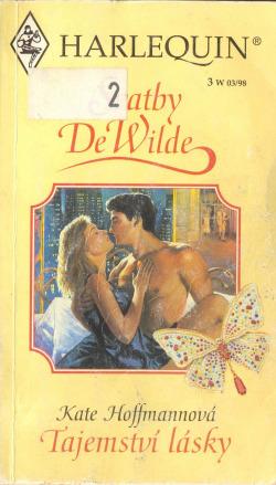 Tajemství lásky obálka knihy