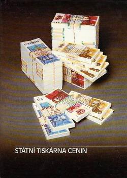 Státní tiskárna cenin obálka knihy