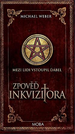 Zpověď inkvizitora obálka knihy