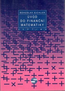 Úvod do finanční matematiky obálka knihy