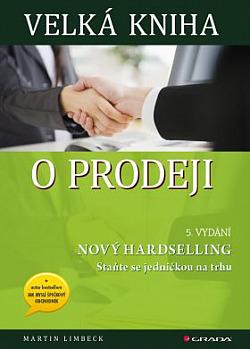 Velká kniha o prodeji obálka knihy