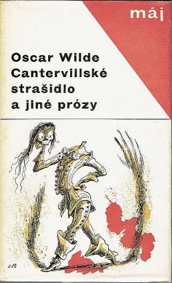 Cantervillské strašidlo a jiné prózy obálka knihy