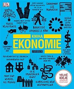Kniha ekonomie obálka knihy