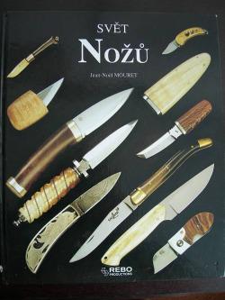Svět nožů obálka knihy