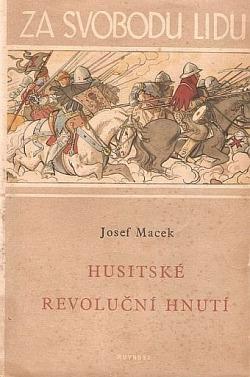 Husitské revoluční hnutí obálka knihy
