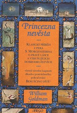 Princezna nevěsta obálka knihy