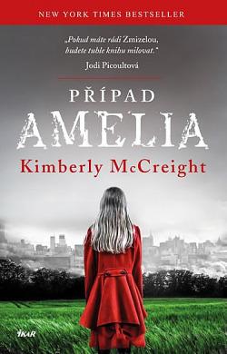 Případ Amelia obálka knihy