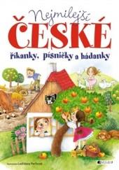 Nejmilejší české říkanky, písničky a hádanky obálka knihy