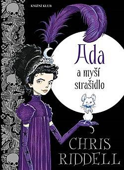 Ada a myší strašidlo obálka knihy