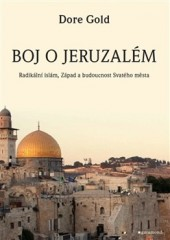 Boj o Jeruzalém obálka knihy