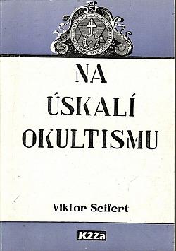 Na úskalí okultismu obálka knihy