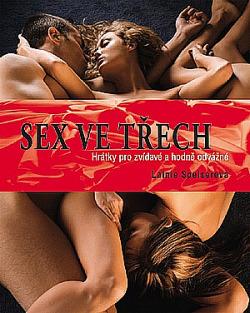 Sex ve třech obálka knihy
