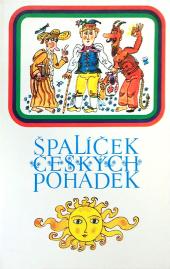Špalíček českých pohádek obálka knihy