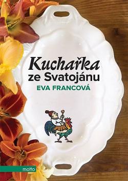 Kuchařka ze Svatojánu obálka knihy