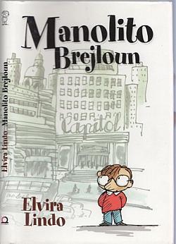 Manolito Brejloun obálka knihy