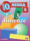 IQ Mensa 2: 2. a 3. dimenze