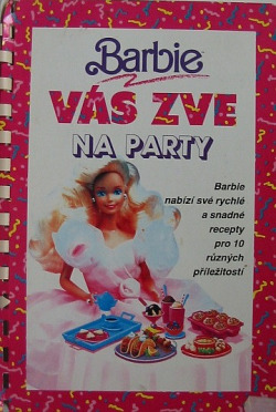 Barbie vás zve na party