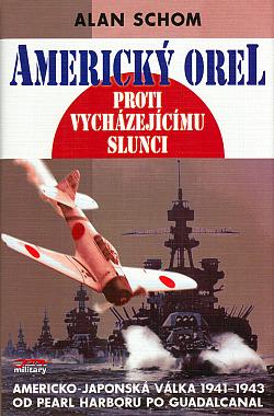 Americký orel proti vycházejícímu slunci obálka knihy