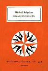 Divadelní román obálka knihy