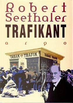 Trafikant obálka knihy