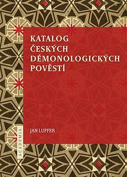 Katalog českých démonologických pověstí obálka knihy